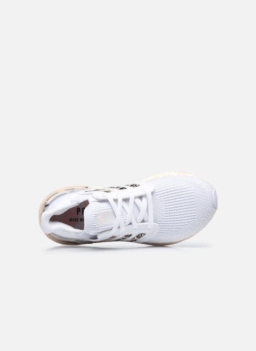 Chaussures de sport adidas performance Ultraboost 20 W Blanc vue gauche
