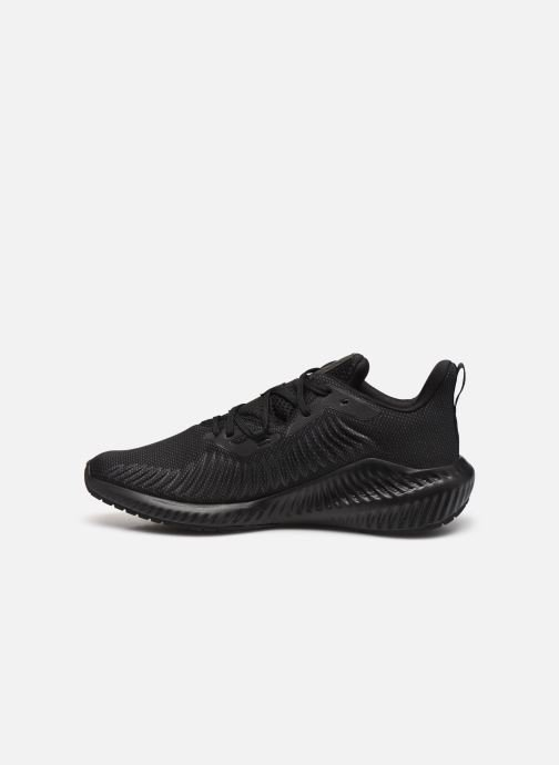 Scarpe sportive adidas performance Alphabounce 3 Nero immagine frontale