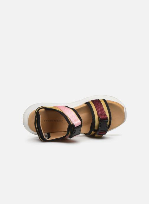 Sandali e scarpe aperte Another Project Corinne Marrone immagine sinistra