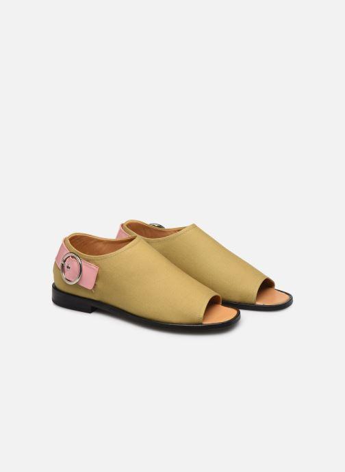 Sandali e scarpe aperte Another Project Cara Giallo immagine 3/4