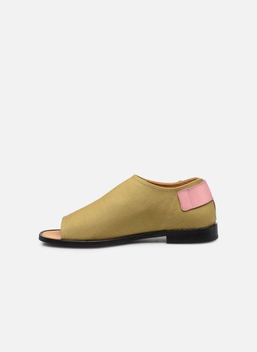 Sandali e scarpe aperte Another Project Cara Giallo immagine frontale