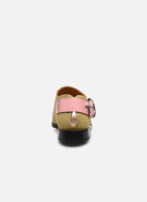 Sandali e scarpe aperte Another Project Cara Giallo immagine destra