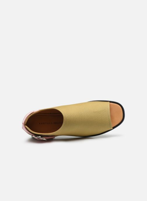 Sandali e scarpe aperte Another Project Cara Giallo immagine sinistra