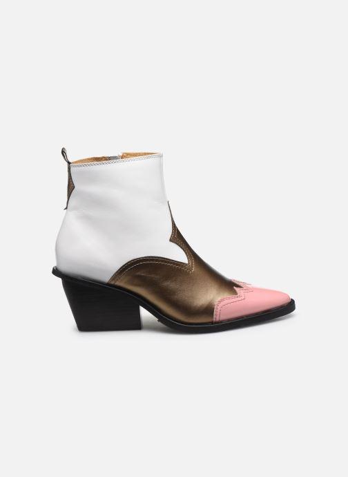 Bottines et boots Another Project Fiona Blanc vue derrière
