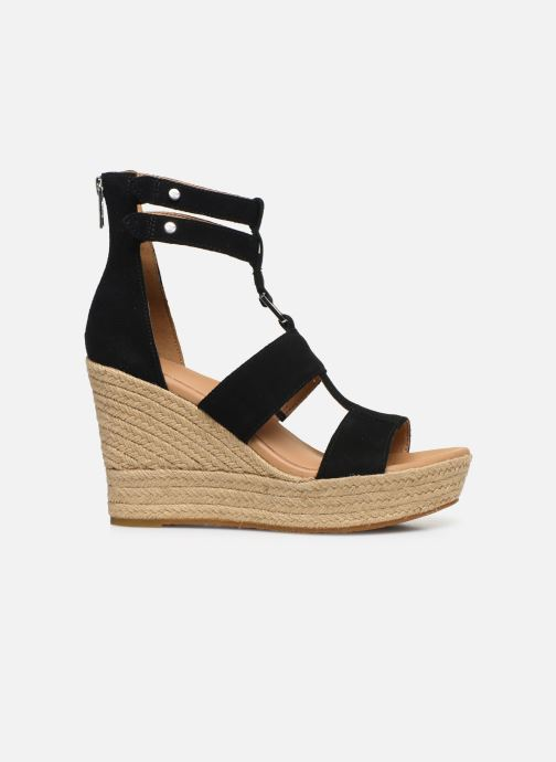Sandales et nu-pieds UGG Kolfax Noir vue derrière