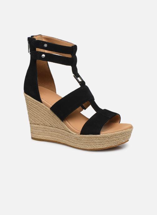 Sandales et nu-pieds UGG Kolfax Noir vue détail/paire