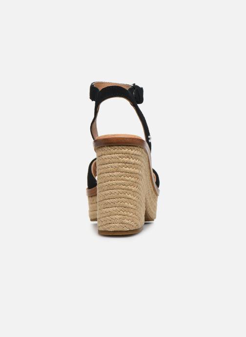 Sandali e scarpe aperte UGG Laynce Nero immagine destra