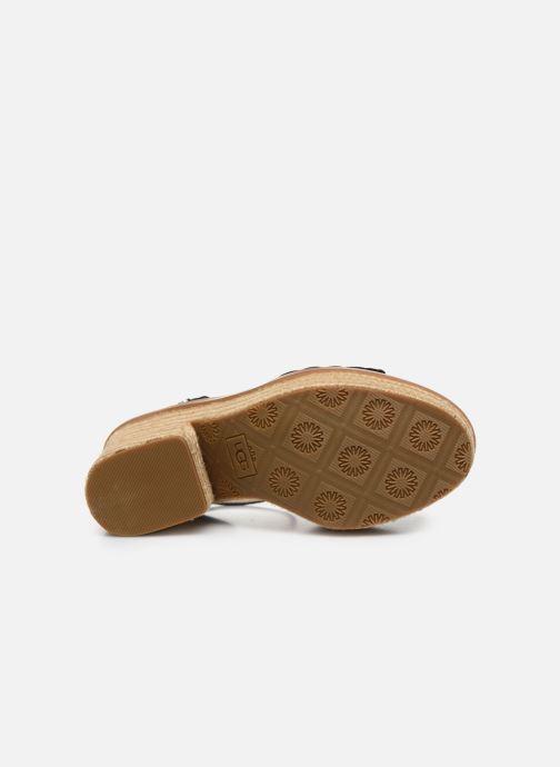 Sandali e scarpe aperte UGG Laynce Nero immagine dall'alto