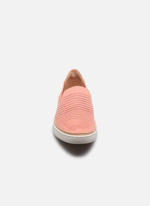 Sneaker UGG Sammy Breeze orange schuhe getragen