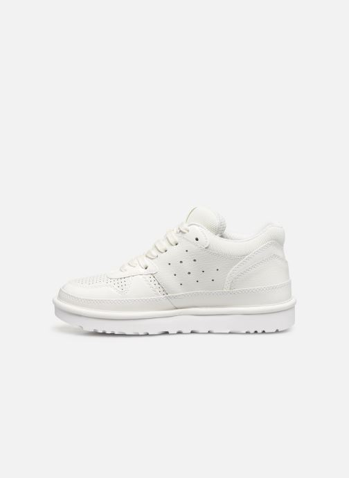 Baskets UGG Highland Sneaker PE20 Blanc vue face
