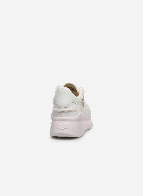 Sneaker UGG Libu Lite Mesh weiß ansicht von rechts