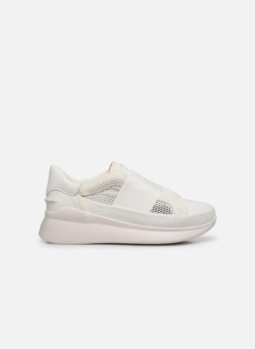 Sneaker UGG Libu Lite Mesh weiß ansicht von hinten