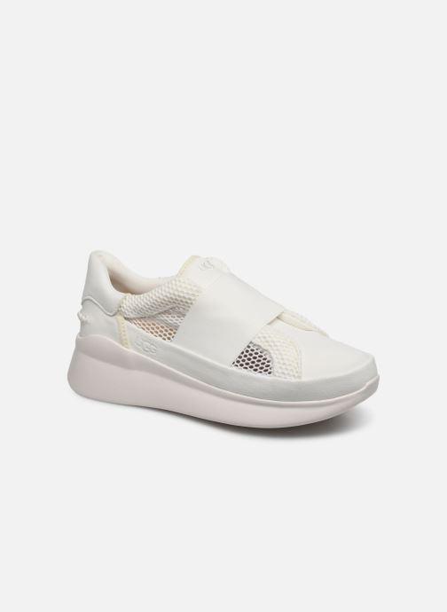 Sneaker UGG Libu Lite Mesh weiß detaillierte ansicht/modell