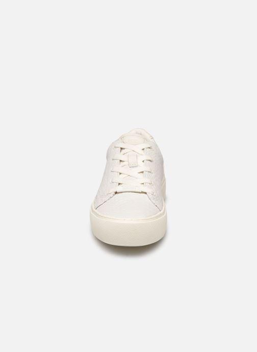 Sneaker UGG Zilo weiß schuhe getragen