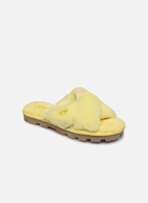 Pantofole UGG Fuzzette Giallo vedi dettaglio/paio