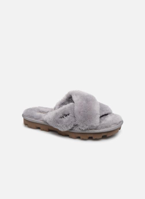 Pantofole UGG Fuzzette Grigio vedi dettaglio/paio