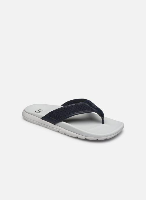 Slippers UGG Tenoch HyperWeave Blauw detail