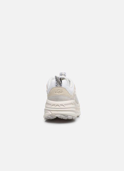 Sneakers UGG 805 X Low Mesh Bianco immagine destra