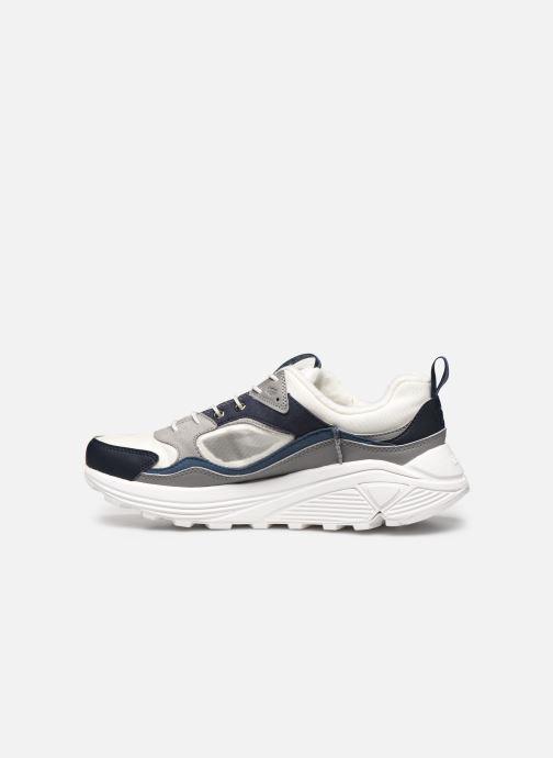 Sneaker UGG Miwo Trainer Low Mono blau ansicht von vorne