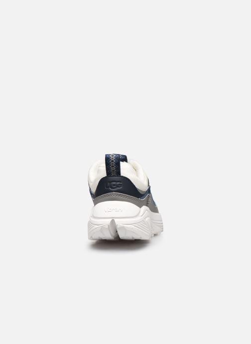 Sneaker UGG Miwo Trainer Low Mono blau ansicht von rechts