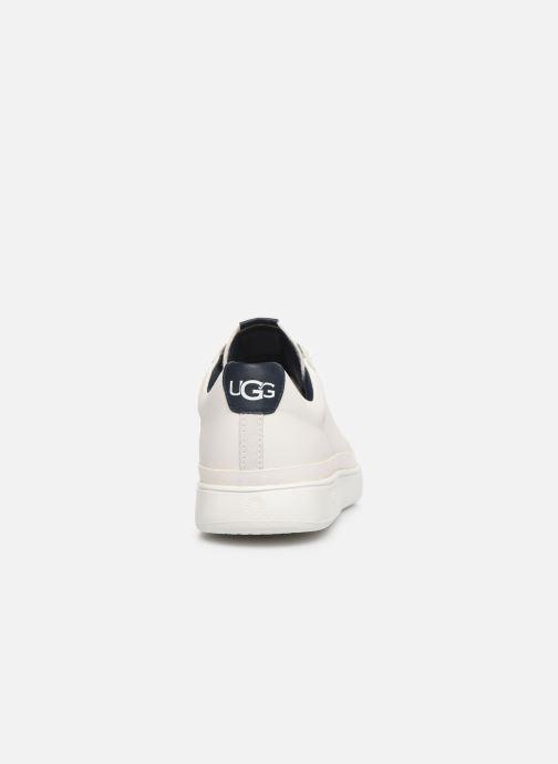 Deportivas UGG South Bay Sneaker Low Blanco vista lateral derecha