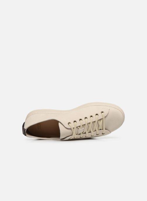 Sneaker UGG Pismo Sneaker Low weiß ansicht von links