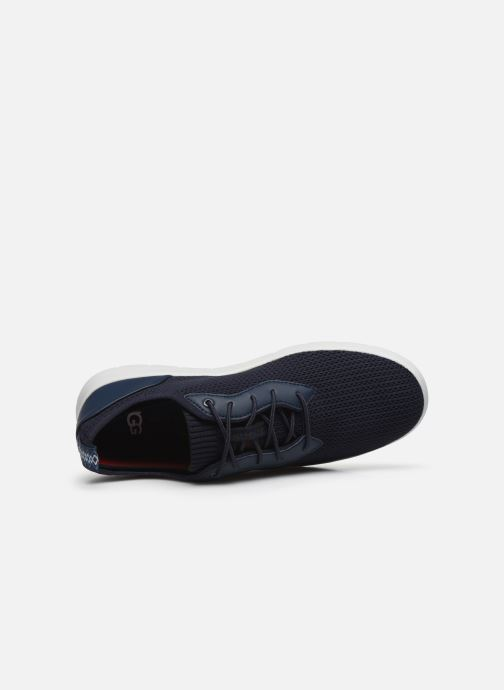 Sneaker UGG Fathom HyperWeave Low blau ansicht von links