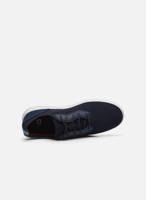 Sneaker UGG Fathom HyperWeave Low blau ansicht von links