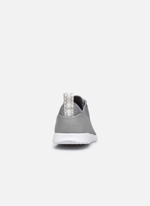 Sneakers UGG Fathom HyperWeave Low Grigio immagine destra