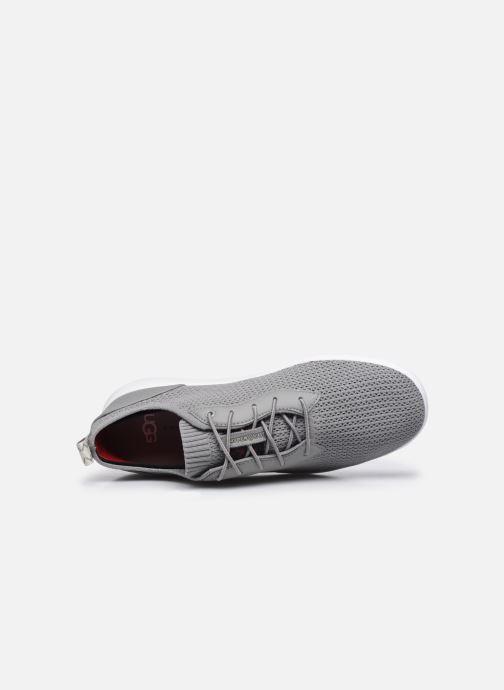 Sneakers UGG Fathom HyperWeave Low Grigio immagine sinistra