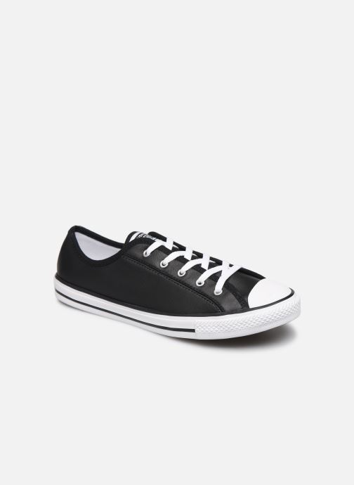 converse all star dainty canvas ox w noir