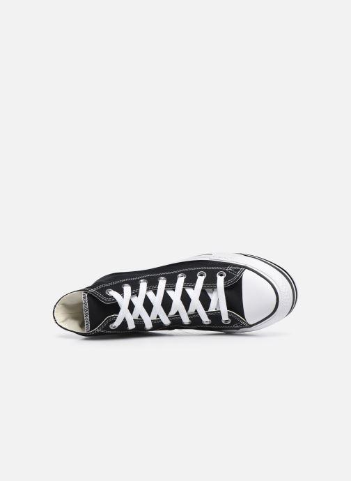 Sneaker Converse Chuck Taylor All Star Platform Layer Eva Layers Hi schwarz ansicht von links