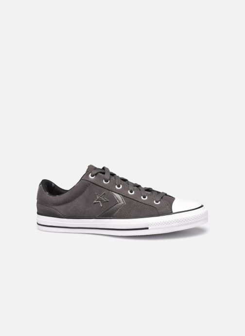 Trainers Converse Star Player Twisted Prep Ox M Black back view