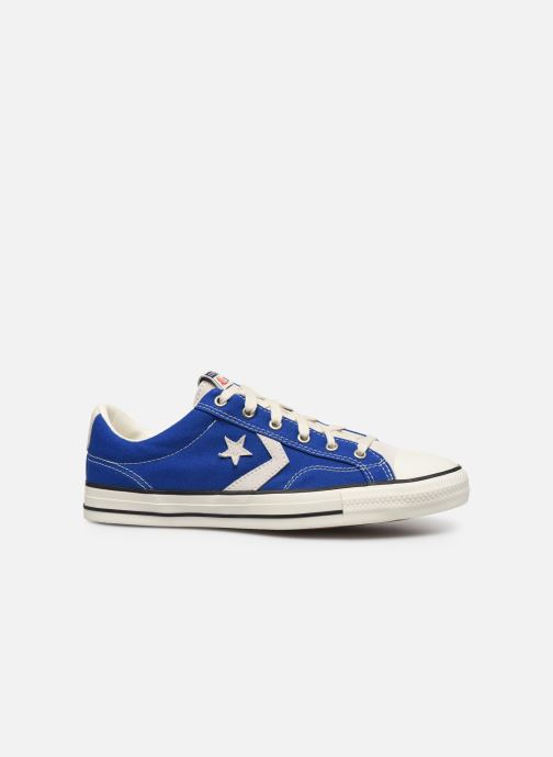 Sneaker Converse Star Player Raise Your Game Ox blau ansicht von hinten