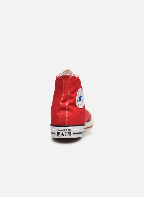 Baskets Converse Chuck Taylor All Star Self Expression Hi M Rouge vue droite