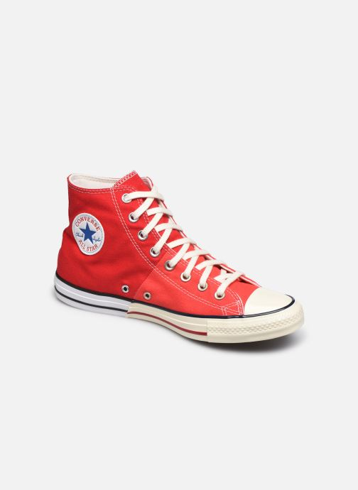 Trainers Converse Chuck Taylor All Star Self Expression Hi M Red detailed view/ Pair view