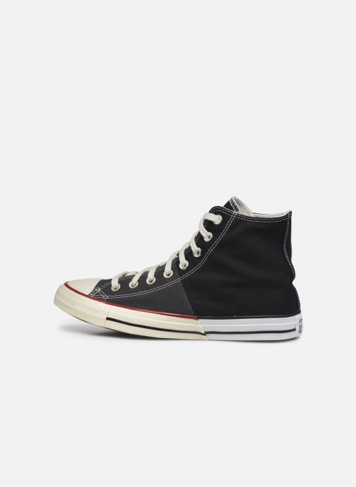 Deportivas Converse Chuck Taylor All Star Self Expression Hi M Negro vista de frente