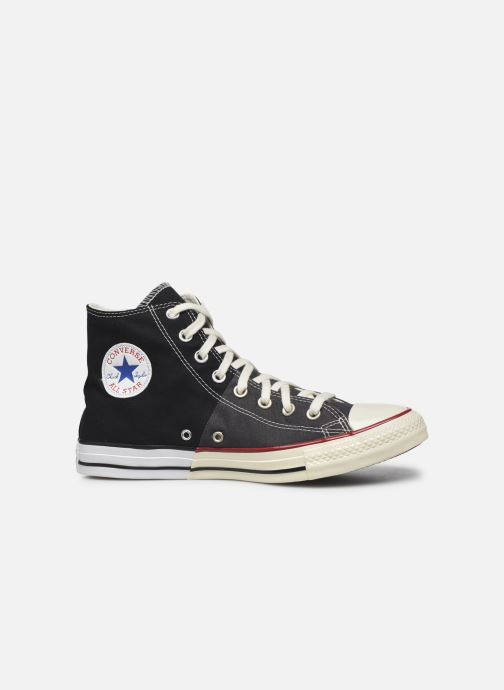 Sneakers Converse Chuck Taylor All Star Self Expression Hi M Zwart achterkant
