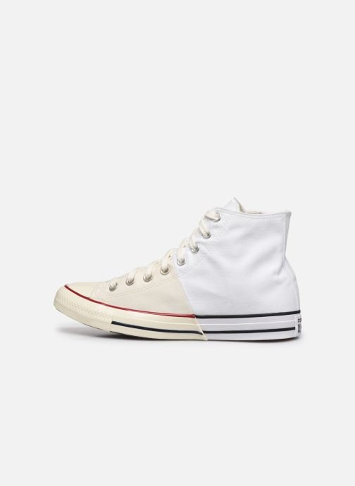 Baskets Converse Chuck Taylor All Star Self Expression Hi M Blanc vue face