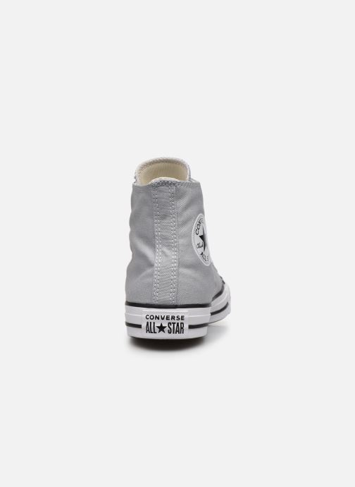 Baskets Converse Chuck Taylor All Star Seasonal Color Hi M Gris vue droite