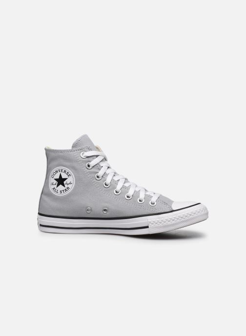 Baskets Converse Chuck Taylor All Star Seasonal Color Hi M Gris vue derrière