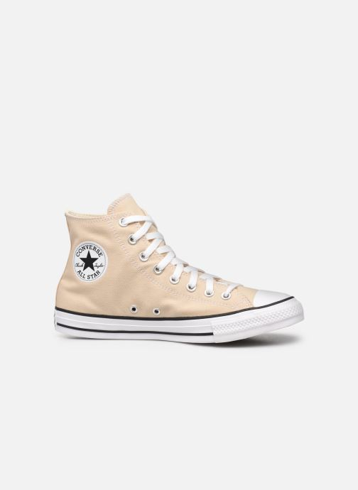 Deportivas Converse Chuck Taylor All Star Seasonal Color Hi M Beige vistra trasera