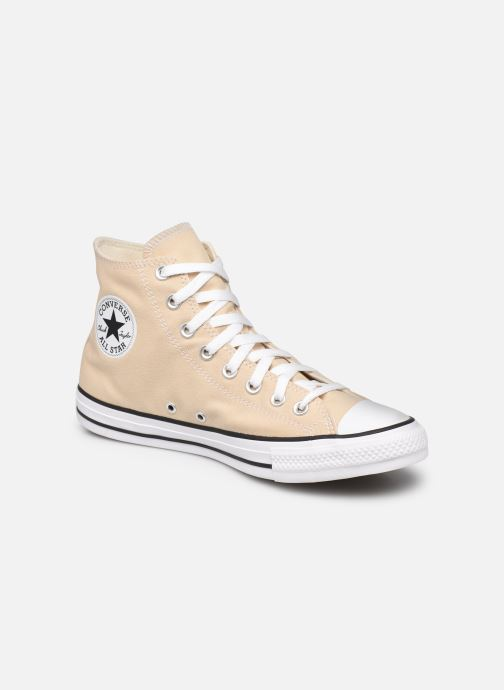 Deportivas Converse Chuck Taylor All Star Seasonal Color Hi M Beige vista de detalle / par