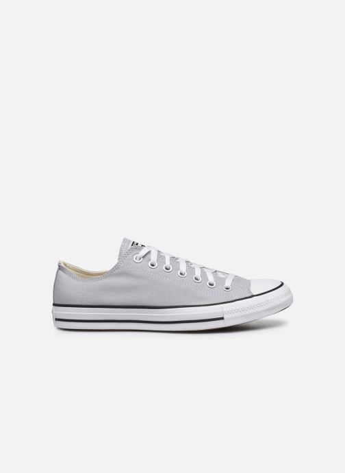Baskets Converse Chuck Taylor All Star Seasonal Color Ox M Gris vue derrière