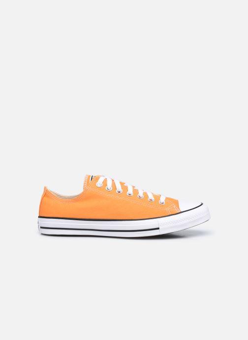 Sneakers Converse Chuck Taylor All Star Seasonal Color Ox M Arancione immagine posteriore