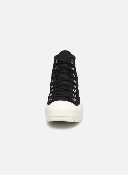 Trainers Converse Chuck Taylor All Star Lugged Varsity Remix Hi Black model view