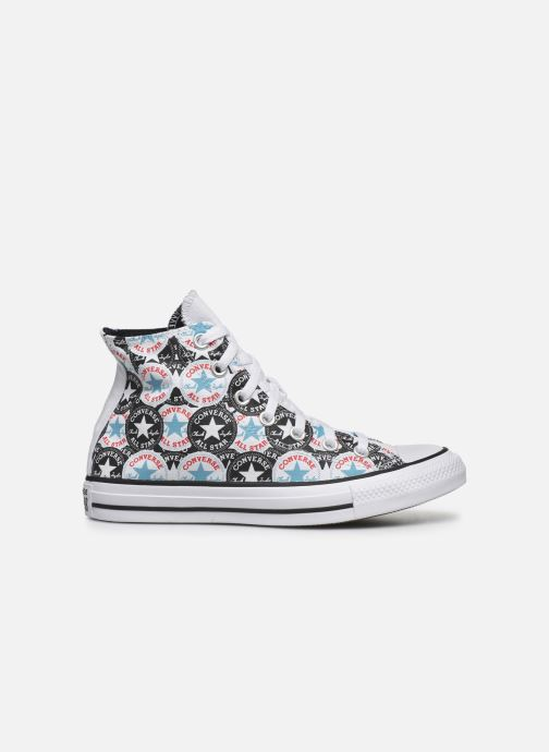 Trainers Converse Chuck Taylor All Star Logo Play Hi W Multicolor back view