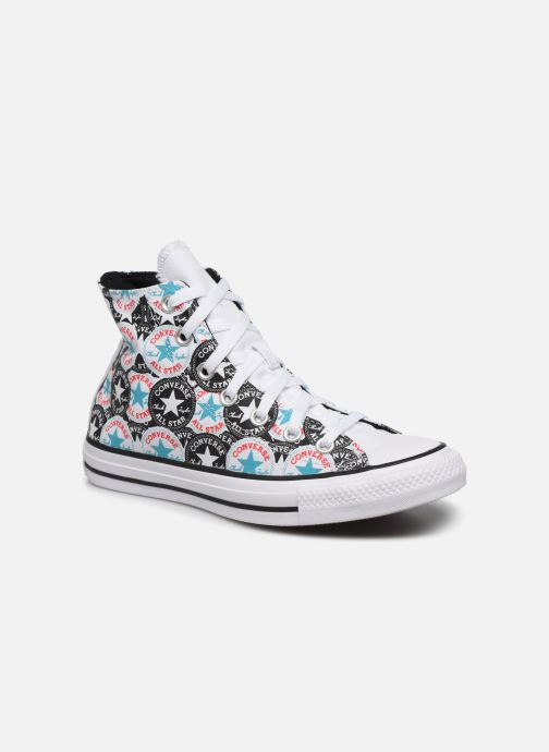 Trainers Converse Chuck Taylor All Star Logo Play Hi W Multicolor detailed view/ Pair view