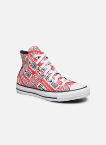 Baskets Femme Chuck Taylor All Star Logo Play Hi W