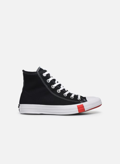 Baskets Converse Chuck Taylor All Star Logo Play Hi W Noir vue derrière